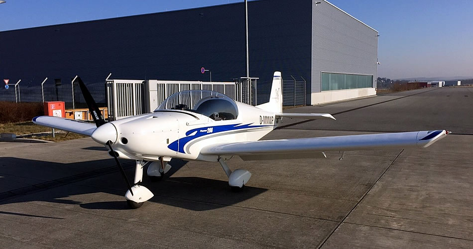 Alpi Aviation - Pioneer 200